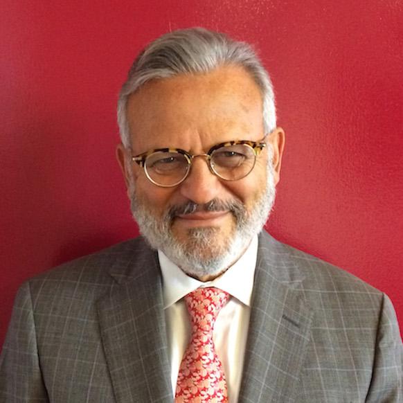 Dr. Ayman El-Mohandes, Dean of CUNY SPH