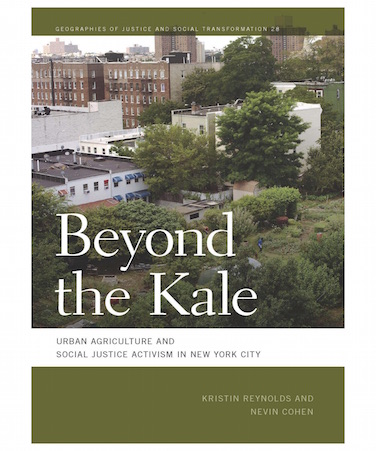 "Cover of ""Beyond the Kale"""