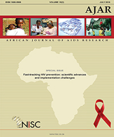 cover of American Journal of AIDS Research