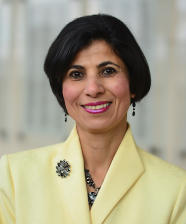 Headshot of Dr. Ghada Soliman