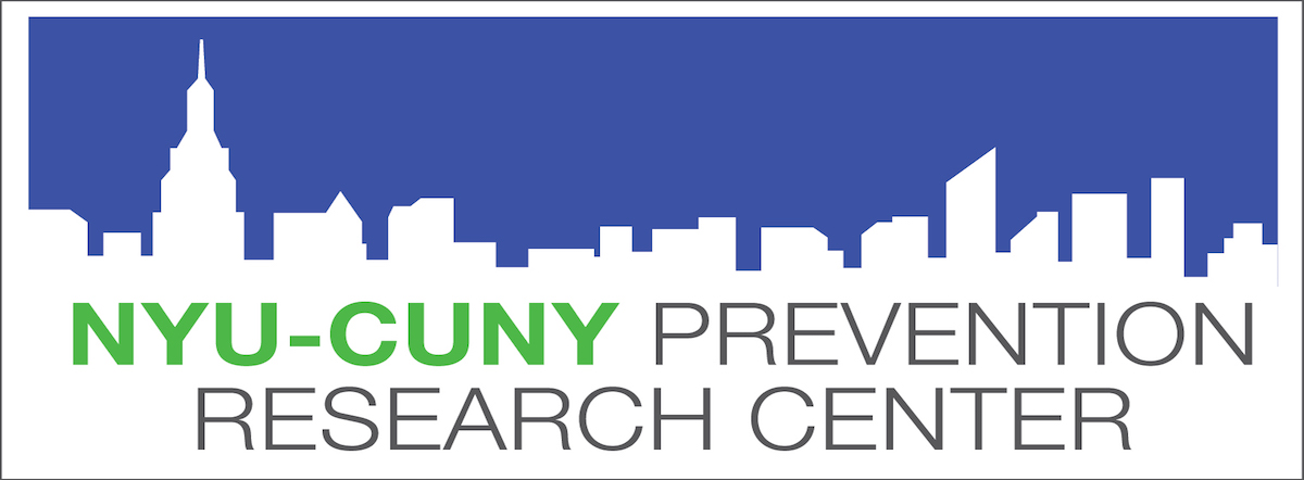 Logo for NYU-CUNY Prevention Research Center