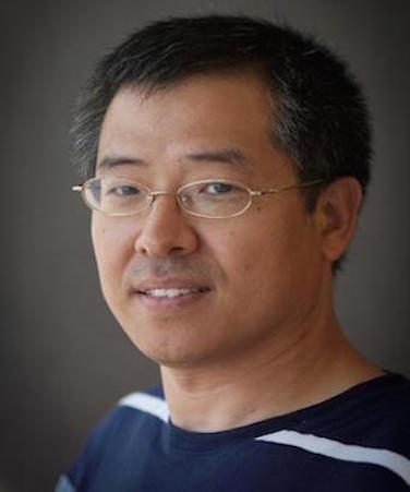 Headshot of Dr. Sheng Li