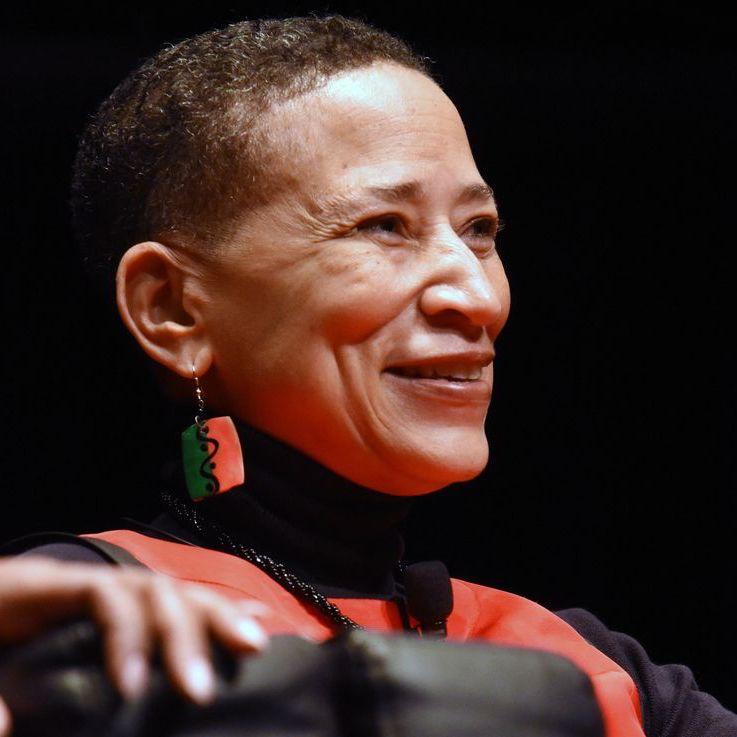 Lynn Roberts. Photo by Bob Gore for the Schomburg Center for Research in Black Culture