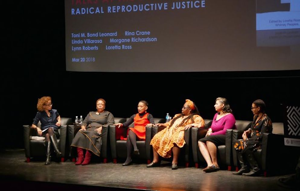 Radical Reproductive Justice panel