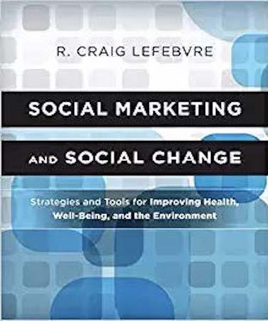 Social Marketing textbook cover