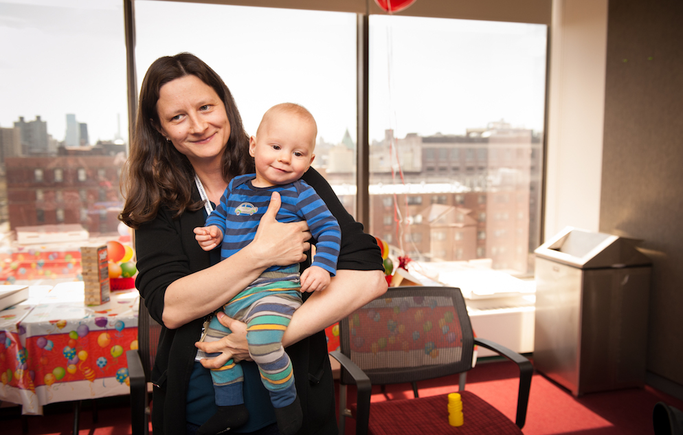 CUNY SPH Staff Appreciation and Bring Your Kids to Work Day