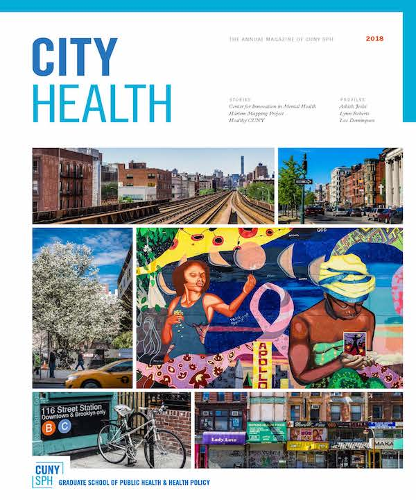 CityHealth 2018 cover