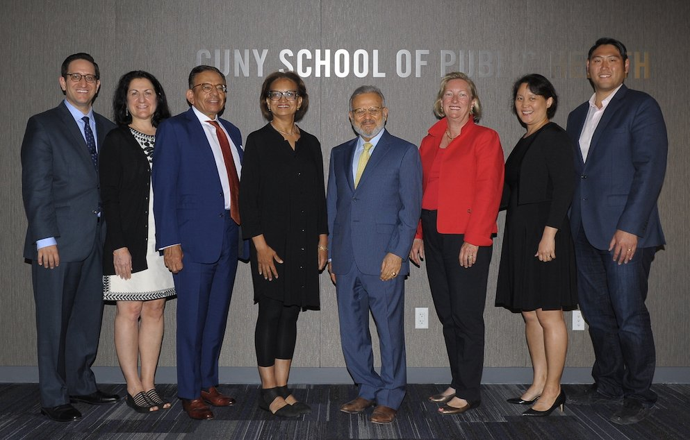 CUNY SPH Foundation board members