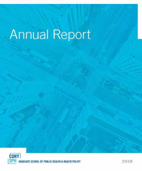 Annual Report 2018 cover