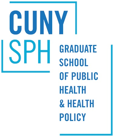 CUNY SPH logo stacked