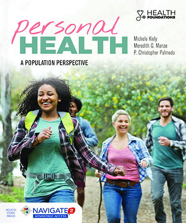 "Cover of ""Personal Health: A Population Perspective"""