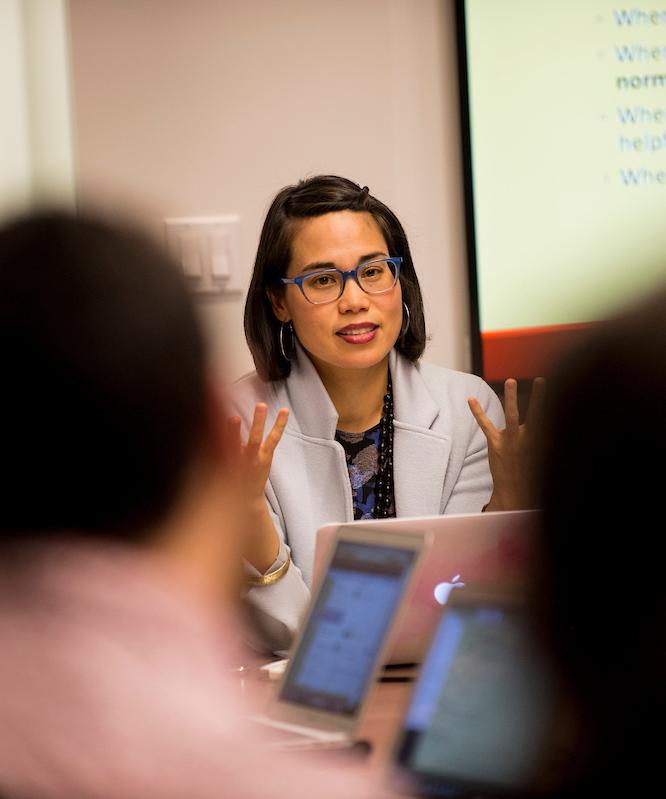 Assistant Professor Emma Tsui