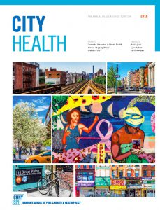 City Health Magazine 2018 cover
