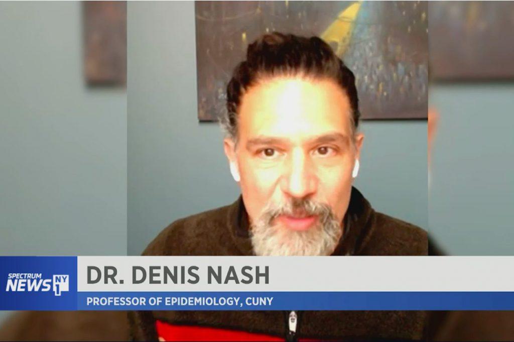 Denis Nash on NY1