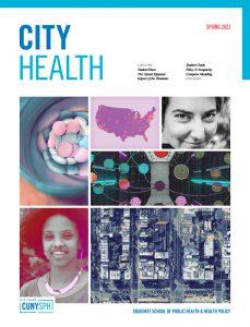 City Health 2021 cover